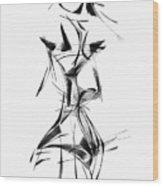Graphics 1421 Wood Print