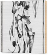 Graphics 1674 Wood Print