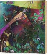 Grassland Series No. 6 Wood Print