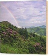 Grassy's Bow Wood Print