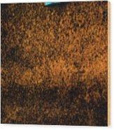 Gravestone Wood Print