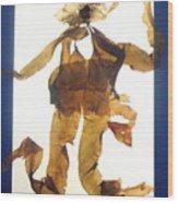 Great Hat Wood Print