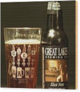 Great Lakes Brewery  Wood Print