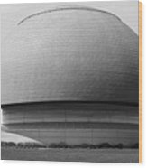 Great Lakes Science Center Wood Print