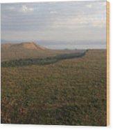 Great Rift Valley, Ethiopia Wood Print