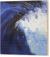 Great Wave Wood Print
