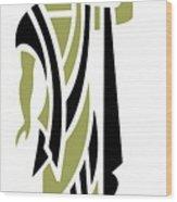 Greek Man In Olive Wood Print