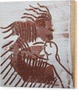 Greeting 8 - Tile Wood Print