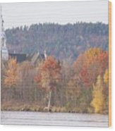 Grenville Quebec - Photograph Wood Print