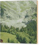 Grindelwald Switzerland 7 Wood Print