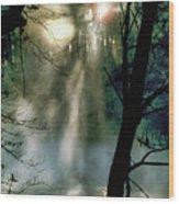 Grings Mill 1057 Wood Print