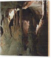 Grotte Magadaleine South France  Wood Print