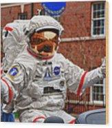 Ground Control To Major John Wood Print