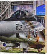 Grumman F-14a Tomcat Wood Print