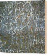 Grunge Background IIi Wood Print