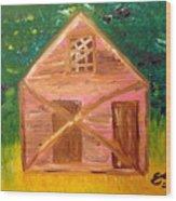 Gualala Wood Print