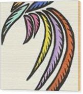 Guam Cock 2009 Wood Print