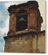 Guanajuato Bell Tower Wood Print