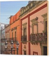 Guanajuato Wood Print