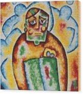 Guardian Angels Wood Print