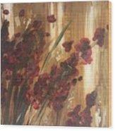 Guided Garden Wood Print