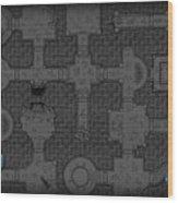 Guild Of Dungeoneering Wood Print