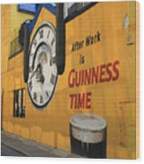 Guinness Beer 2 Wood Print