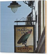 Guinness For Strength Dingle Ireland Wood Print
