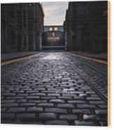 Guinness Storehouse Gate - Dublin, Ireland - Travel Photography Wood Print