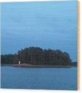 Gulf Of Pohja 4 Wood Print