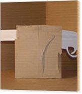 Gun 4 Wood Print