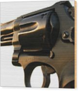 Gun Series Wood Print