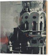 Gurdwara 190 Iv Wood Print