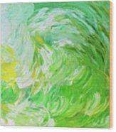 Gust Wood Print