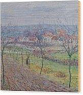Gustave Loiseau 1865 - 1935 Big Spring Landscape Wood Print