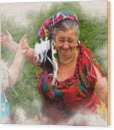 Gypsies, Tramps And Thieves Wood Print