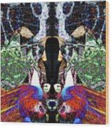 Gypsy Stalker Wood Print