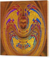 Ha Ha Ha  - Isn't It Funny Wood Print