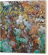 Habeas Corpus Wood Print