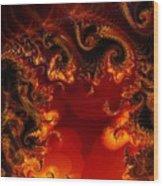 Hades Wood Print