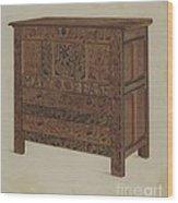 Hadley Chest Wood Print