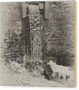 Hagys Mill Wood Print