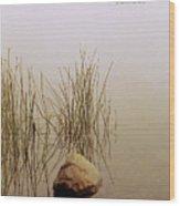 Haiku Poster Wood Print