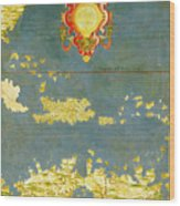Haiti, Dominican Republic, Puerto Rico And French West Indies Wood Print