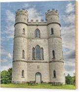 Haldon Belvedere Wood Print
