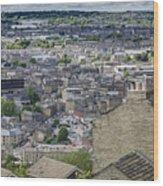 Halifax Panoramic View 4 Wood Print
