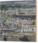 Halifax Panoramic View 5 Wood Print