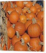 Halloween 69 Wood Print by Joyce StJames