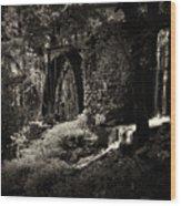 Halls Mill Wood Print