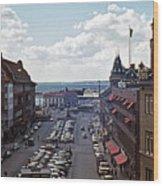 Halsingborg Sweden 1 Wood Print